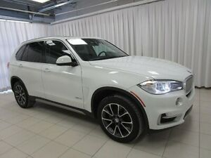 2018 BMW X5 35i x-DRIVE AWD SUV w/ HEATED LEATHER SEATS, HEAD