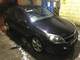 BREAKING - VAUXHALL ASTRA 1.9 CDTI 150 6speed Z19DTH