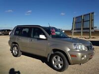 2005 Nissan X-Trail SE Rated A+ by the B.B.B.