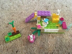 Lego friend's animal set.
