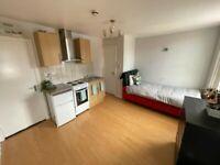 Studio flat in 358 Dewsbury Road, LEEDS, LS11