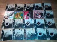 "20 x 7"" singles - 2 tone vinyl collection specials the beat selecter"