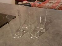 4x Pint Glasses