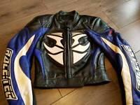 Hein Gericke motorbike jacket - size 34