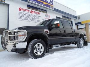 2010 Ford F-350 XLT/XTR leather package