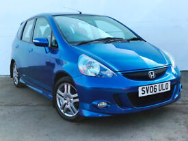 2006 HONDA JAZZ 1.4 SPORT 5 DOOR HATCHBACK 2 OWNERS FROM NEW IMMACULATE EXAMPLE