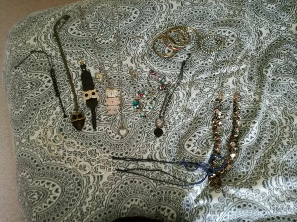 Jewellery bundlein Comber, County DownGumtree - Selection of jewellery. Can be separated if necessary Includes bangles, bracelets, rings, necklaces.Smoke free householdCollection only