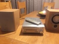 Denon DM31 + 2 mission speakers