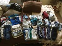 Boys 6-9 month clothes