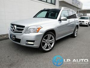 2011 Mercedes-Benz GLK-Class GLK350 4MATIC Navigation! Loaded!