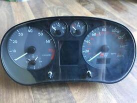 Audi S3 8L Instrument Cluster Clocks Genuine OEM