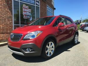 2014 Buick Encore Premium AWD - Fully Loaded!!
