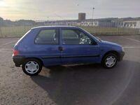 Peugeot 106 years mot