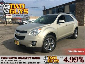 2013 Chevrolet Equinox 2LT WOW LOW MILEAGE!! CHROME ALLOYS