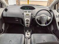 Toyota, YARIS, Hatchback, 2008, Semi-Auto, 1364 (cc), 5 doors