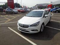 Vauxhall Astra ELITE ECOFLEX S/S (white) 2017-01-27