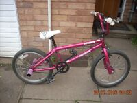 full size mongoose subject girls bike in full working order and serviced