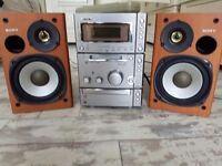 Sony mini stereo