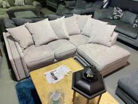 Cruze corner sofas new