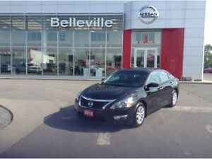 2014 Nissan Altima 2.5 1 OWNER LOCAL TRADE
