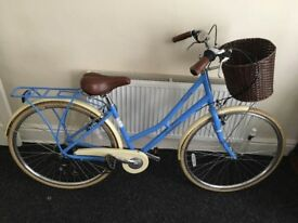 Victoria Pendleton Somerby Lady bike