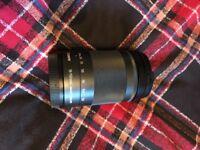 Canon 18-150mm 0.45m/1.5ft Black lens