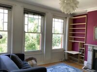 N8 crouch End 3 double bed flat summer let June - September