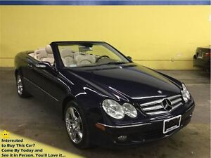 2006 Mercedes-Benz CLK-Class CLK-350 Convertible, Navigation