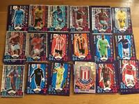Match Attax 16/17 loads to choose from