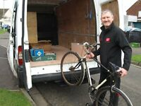 Man and Van Taunton Somerset 07522539674 Business and Domestic collection and delivery service