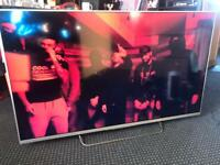 Like brand new Sony Bravia 50 inch 4K smart tv