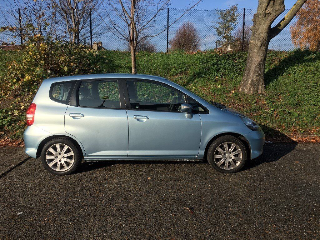 HONDA JAZZ AUTOMATIC 1 4SE 2007/57 DRIVES PERFECT! SUPER SMOOTH GEARBOX! NO  JUDDERS! MOT 29 NOV 2019   in Enfield, London   Gumtree