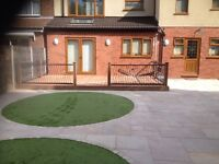 Gardens. Fence. Paving. Turfing. Decking. Driveways. Block Paving. Patios. All aspects covered.