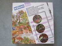 Hozelock micro irrigation patio watering kit, unused & boxed