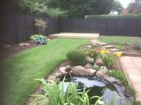 dsmlandscaping and genral building fencing decking brickwork paving garden buildings extentions