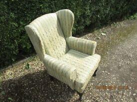 Comfortable Medium sized armchair.