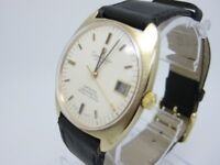 Solid 14ct Gold OMEGA Constellation Auto Chronometer from 1971. Serviced Sept '17- Price Reduced