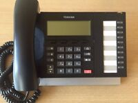 Toshiba Digital Display Telephone System Handsets - DP5022F-SD