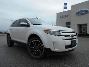 2013 Ford Edge SEL Navigation Panoramic Roof