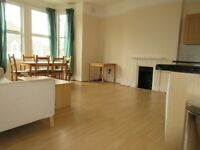 VANSTONES TO LET: Very spacious 2 bed conversion flat with private garden