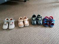 baby boy shoes infant size 4