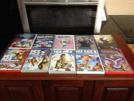 Children's DVDs ( Over 300 available ) PART 2
