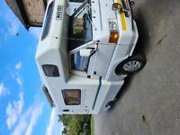 4x4 Mitsubishi Camper