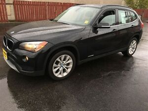 2013 BMW X1 35i, Automatic, Navigation, Leather, Sunroof, AWD