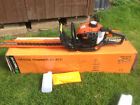 TIMBER PRO PETROL HEDGE TRIMMER