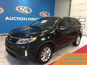 2014 Kia Sorento EX V6  SUNROOF! LEATHER! AWD!