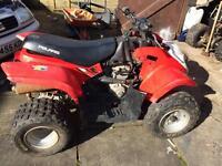 Polaris 200cc quad spares or repair