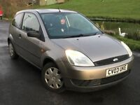 2003 Ford fiesta 1.3 finesse