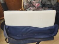 Mobile Massage bed with cover for sale