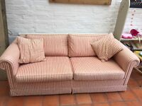 John Lews double sofa bed - FREE